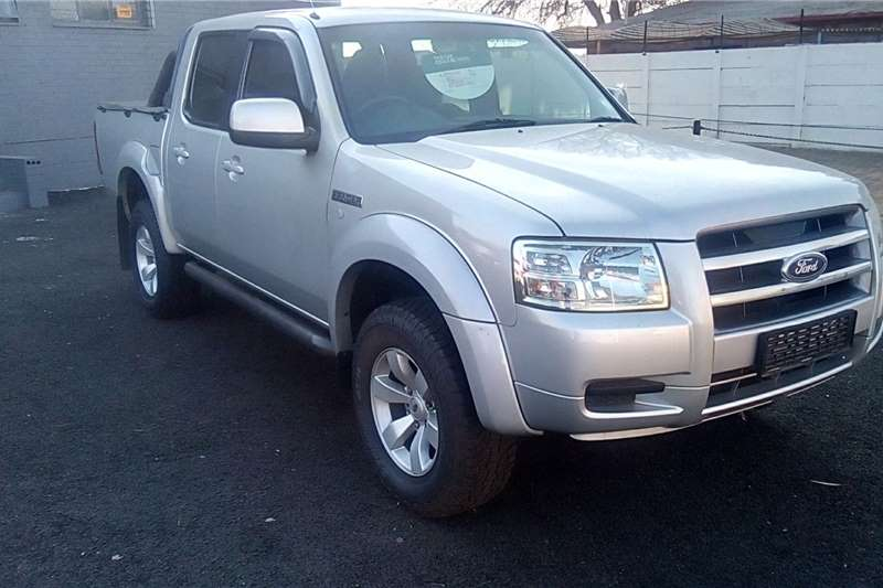 2010 Ford Ranger double cab