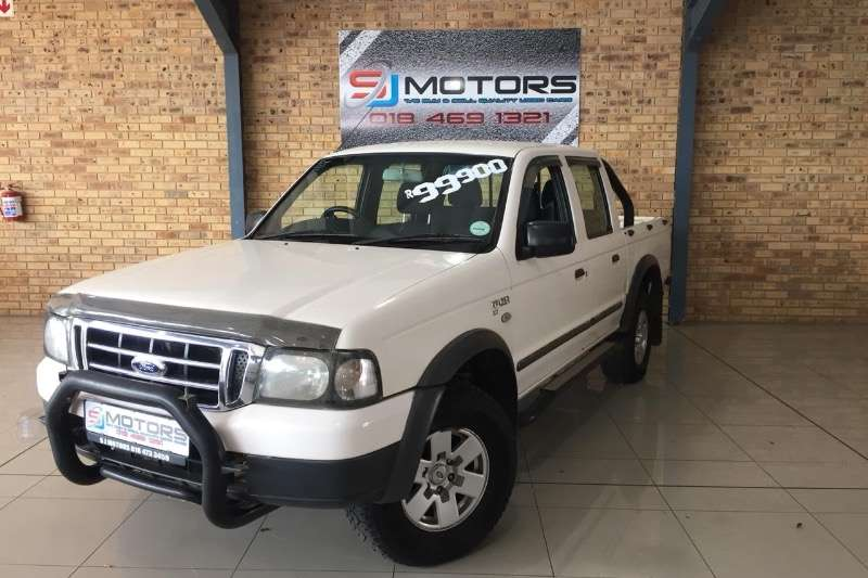 Ford Ranger Double Cab 2006