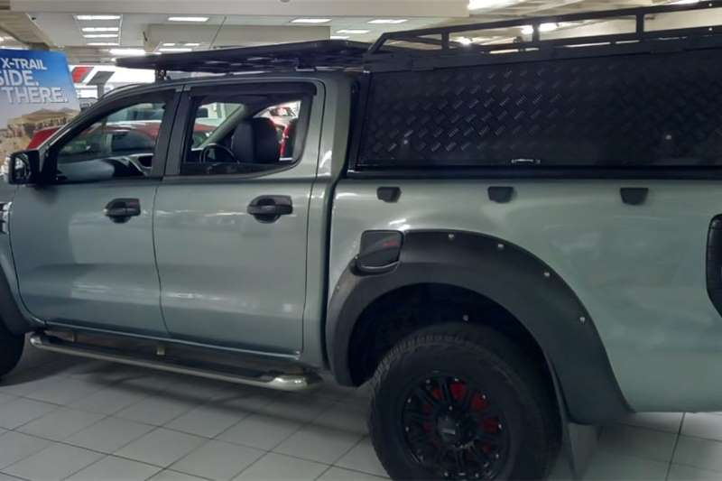Used 2012 Ford Ranger Double Cab
