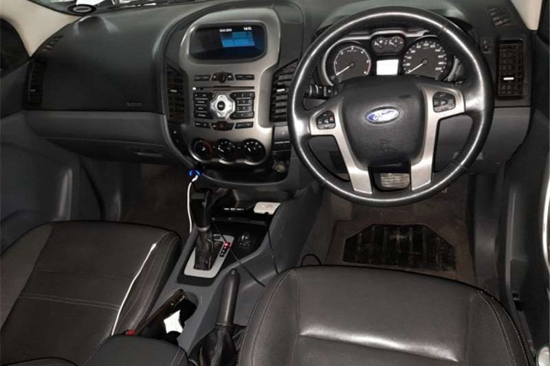 Used 2013 Ford Ranger Double Cab