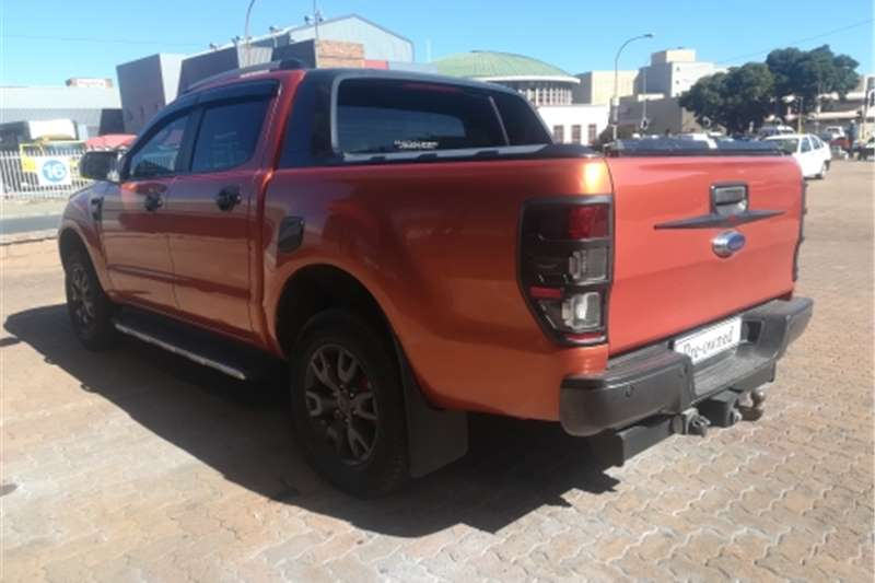 Ford Ranger double cab 2015