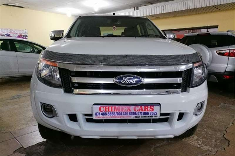 Used 2015 Ford Ranger Double Cab