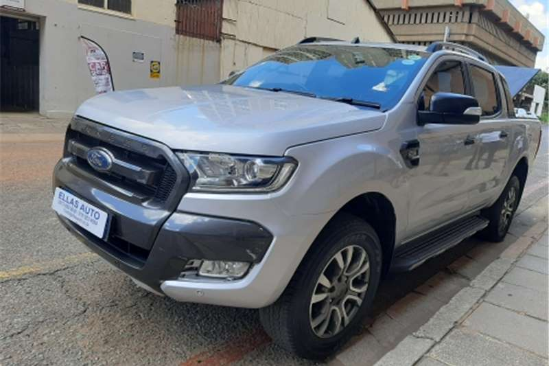 Ford Ranger Double Cab 2017