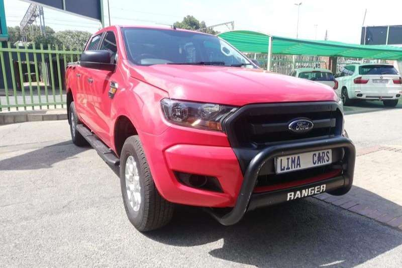 Ford Ranger Double Cab 2018