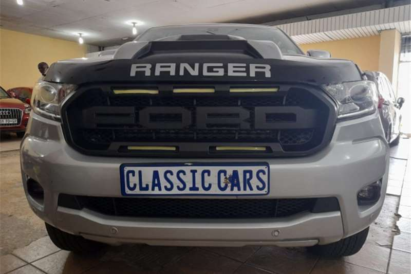 Used 2020 Ford Ranger Double Cab