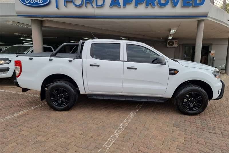 Used 2021 Ford Ranger Double Cab
