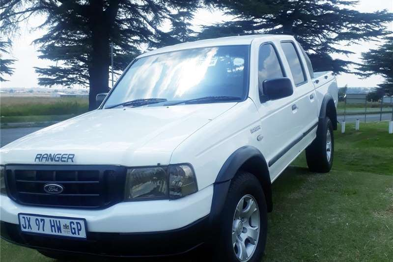 Used 2006 Ford Ranger Double Cab