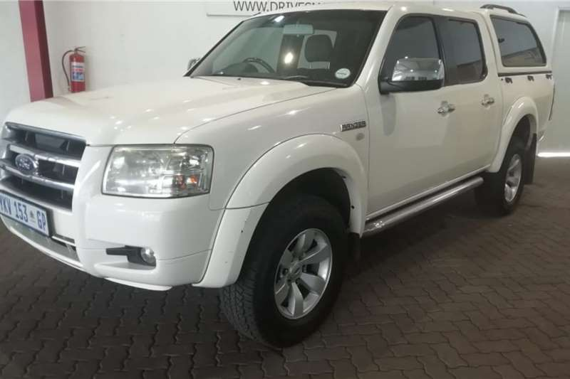 Ford Ranger Double Cab 3.0 TDCI XLE 4X4 A/T 2009