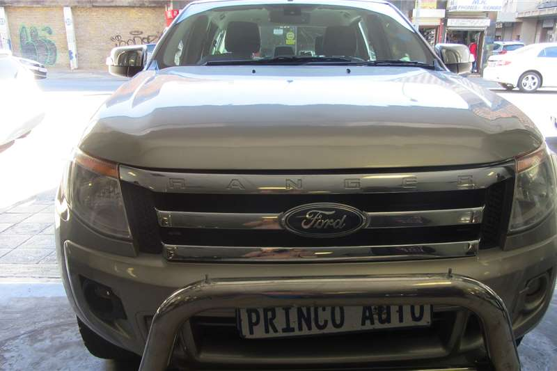 Ford Ranger Double Cab 3.2 2015