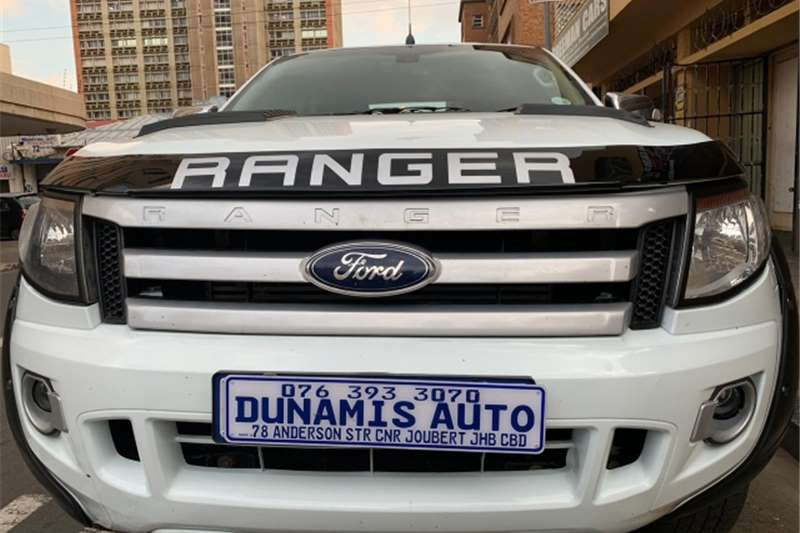 Ford Ranger Double Cab 3.2 4x4 6speed XLT 2015