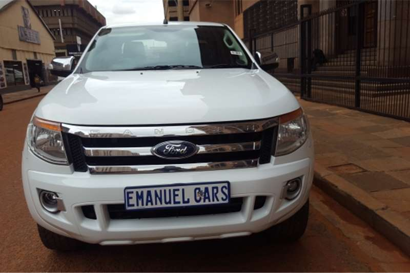 Used 2014 Ford Ranger Double Cab