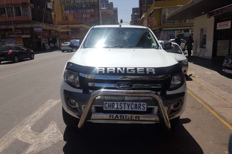 Ford Ranger Double Cab 3.2 XLT 2015