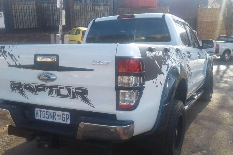 2013 Ford Ranger double cab RANGER 3.2TDCi XLT A/T P/U D/C