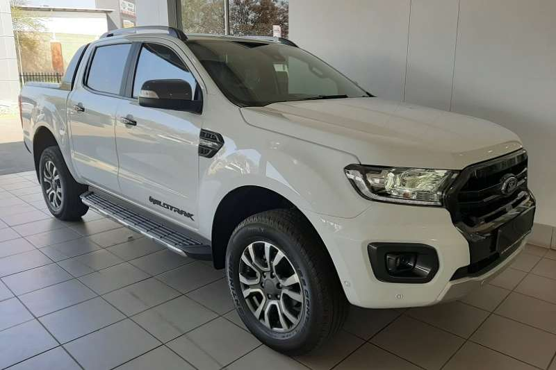 2019 Ford Ranger double cab RANGER 2.0D BI TURBO WILDTRAK A/T P/U D/C