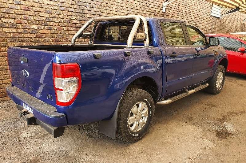 2012 Ford Ranger double cab RANGER 2.0D XLT A/T P/U D/C