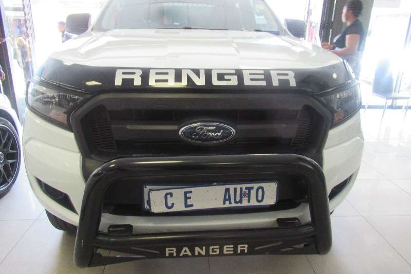 2017 Ford Ranger double cab RANGER 2.2TDCi XL 4X4 A/T P/U D/C