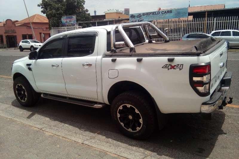 2013 Ford Ranger double cab RANGER 2.2TDCi XL 4X4 A/T P/U D/C