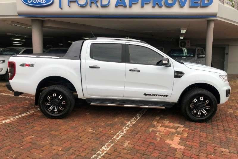 2019 Ford Ranger double cab RANGER 2.0D BI TURBO WILDTRAK 4X4 A/T P/U D/C
