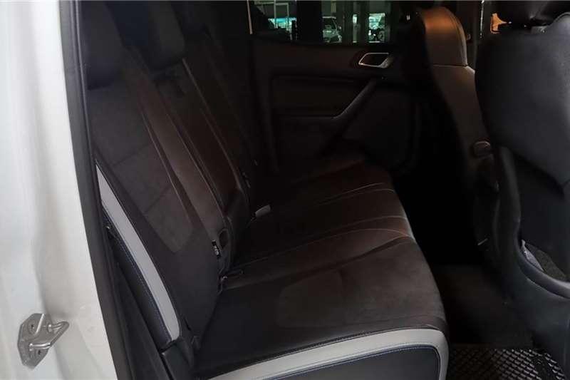 2019 Ford Ranger double cab RANGER RAPTOR 2.0D BI TURBO 4X4 A/T P/U D/C