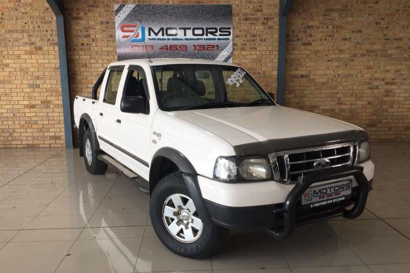 2006 Ford Ranger double cab