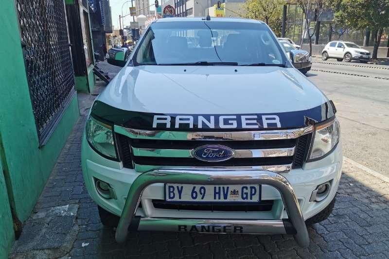 2013 Ford Ranger double cab RANGER 3.2TDCi 3.2 WILDTRAK 4X4 A/T P/U D/C