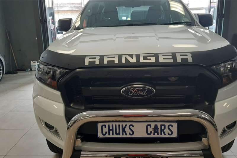 2018 Ford Ranger double cab