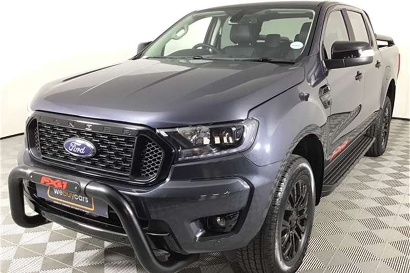 2021 ford ranger double cab