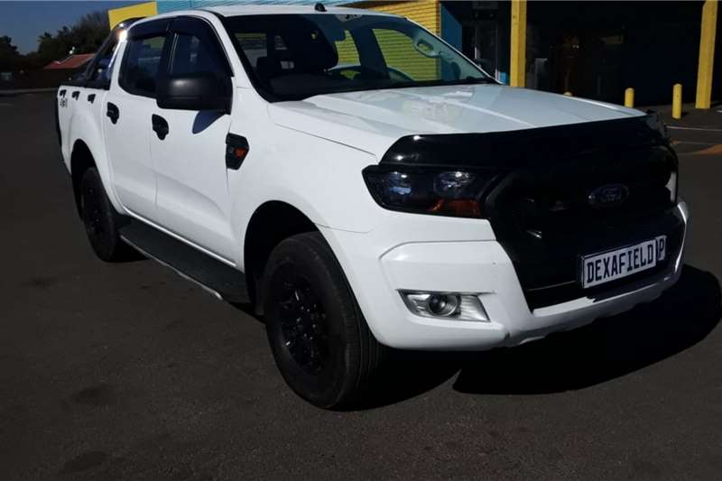 2017 Ford Ranger double cab