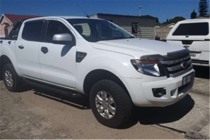 Ford Ranger Double Cab Plus mags and new tyers 2013