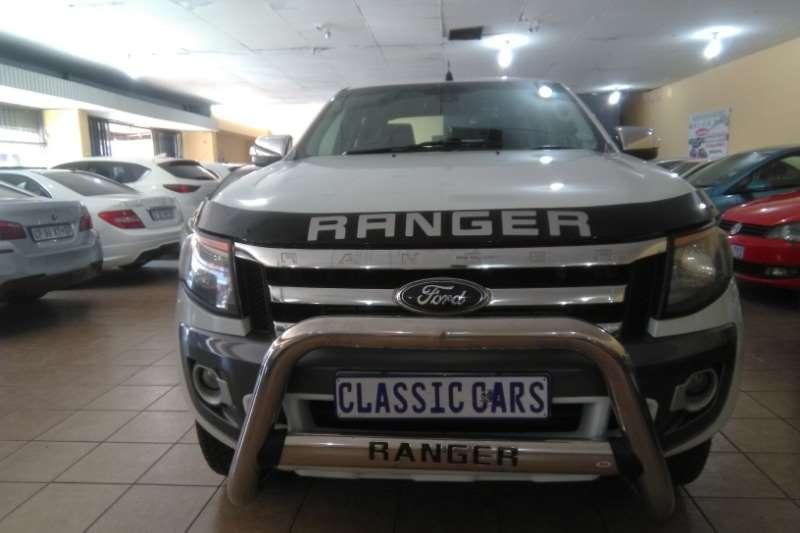 Ford Ranger Double Cab RANGER 2.0D 4X4 A/T P/U D/C 2015