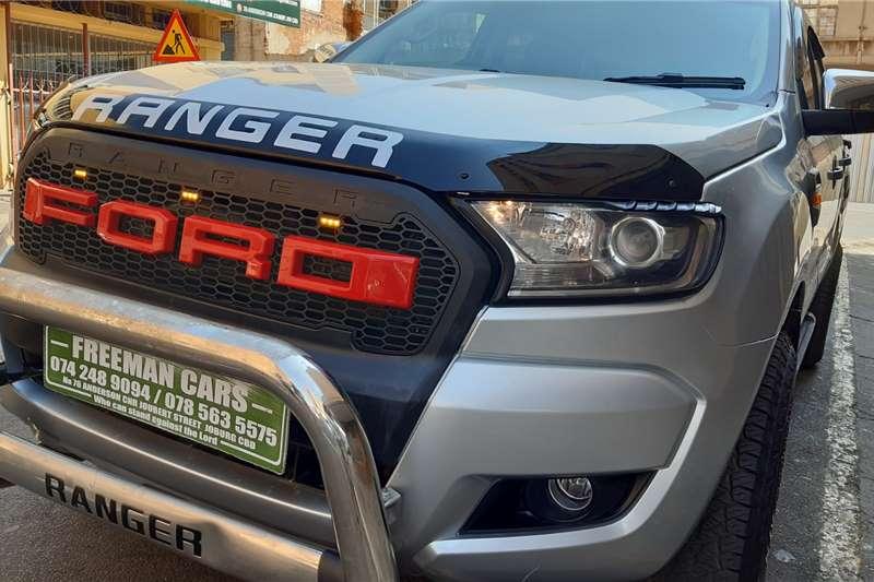 2017 Ford Ranger double cab RANGER 2.0D 4X4 A/T P/U D/C