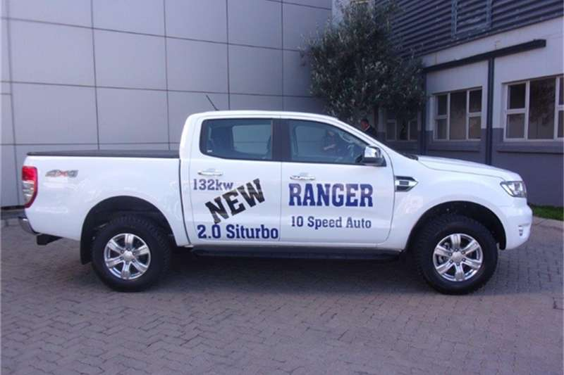 Ford Ranger double cab RANGER 2.0D 4X4 A/T P/U D/C 2019