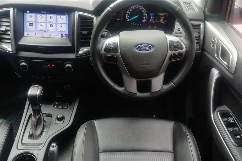 Ford Ranger Double Cab RANGER 2.0D 4X4 A/T P/U D/C 2020