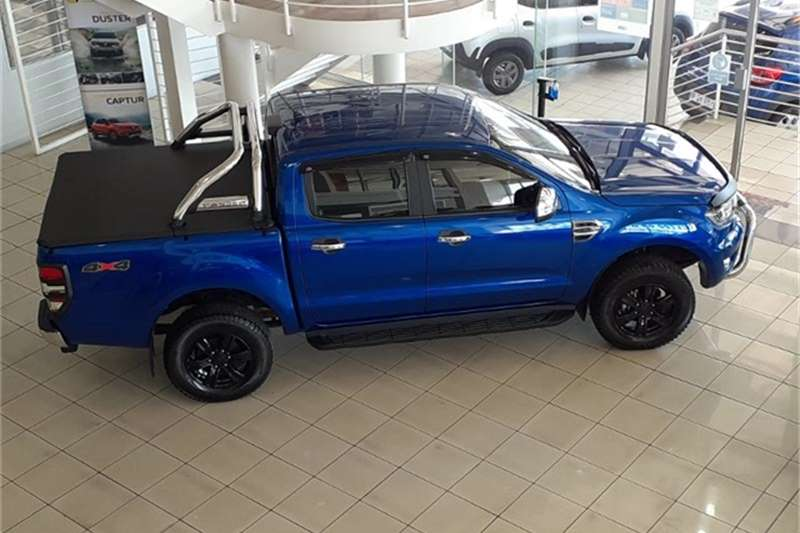 Used 2021 Ford Ranger Double Cab RANGER 2.0D 4X4 A/T P/U D/C