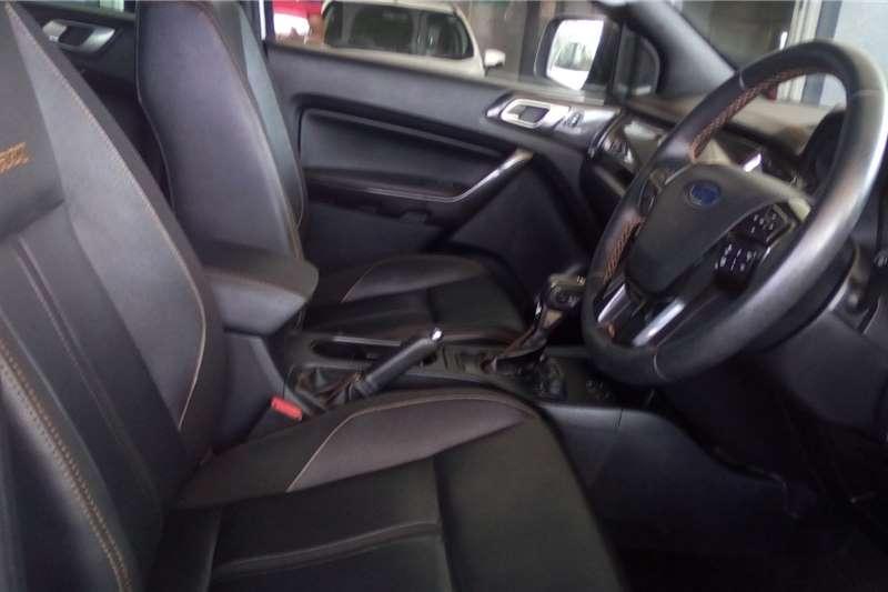 Used 2019 Ford Ranger Double Cab RANGER 2.0D BI TURBO STORMTRAK 4X4 A/T P/U D/C