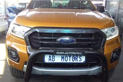 Used 2019 Ford Ranger Double Cab RANGER 2.0D BI TURBO THUNDER 4X4 A/T P/U D/C