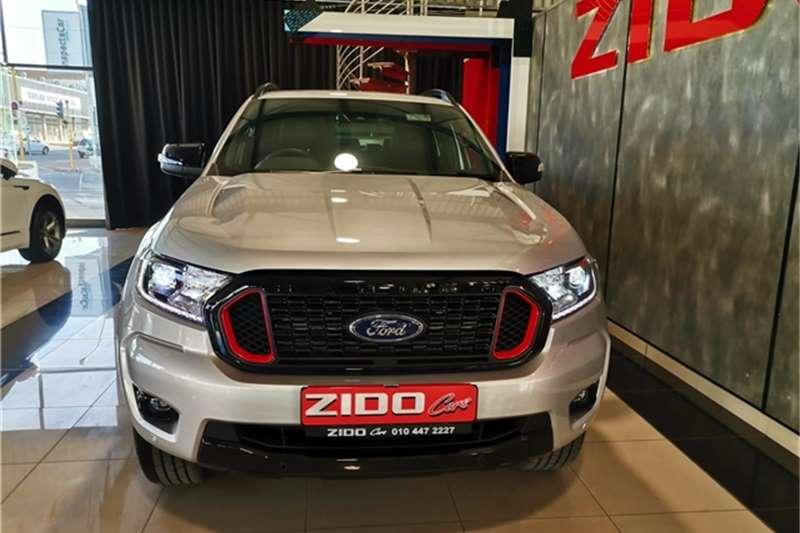Used 2021 Ford Ranger Double Cab RANGER 2.0D BI TURBO THUNDER 4X4 A/T P/U D/C