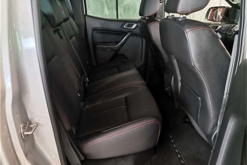 2021 Ford Ranger double cab RANGER 2.0D BI-TURBO THUNDER 4X4 A/T P/U D/C