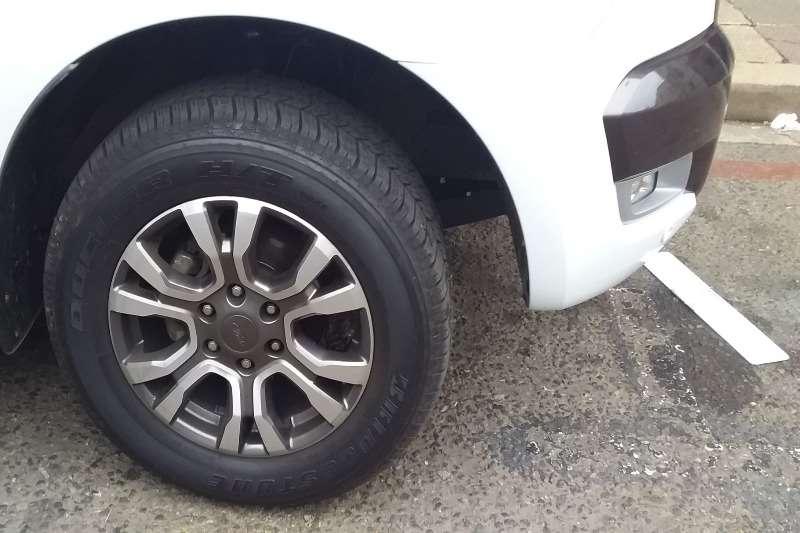 Used 2016 Ford Ranger Double Cab RANGER 2.0D BI TURBO WILDTRAK 4X4 A/T P/U D/C