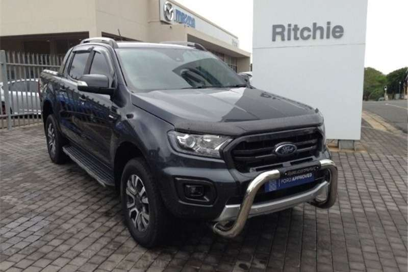 Ford Ranger Double Cab RANGER 2.0D BI TURBO WILDTRAK 4X4 A/T P/U D/C 2019