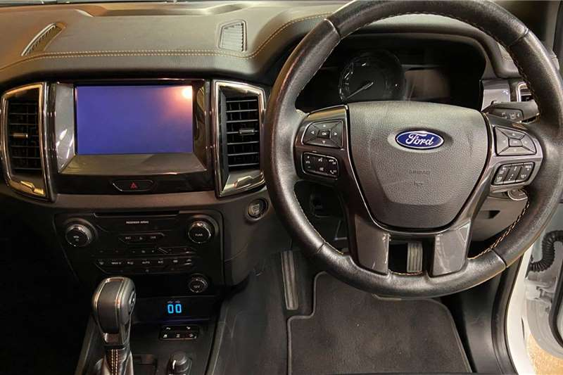 Ford Ranger Double Cab RANGER 2.0D BI TURBO WILDTRAK 4X4 A/T P/U D/C 2019