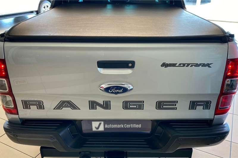 2019 Ford Ranger double cab RANGER 2.0D BI-TURBO WILDTRAK 4X4 A/T P/U D/C