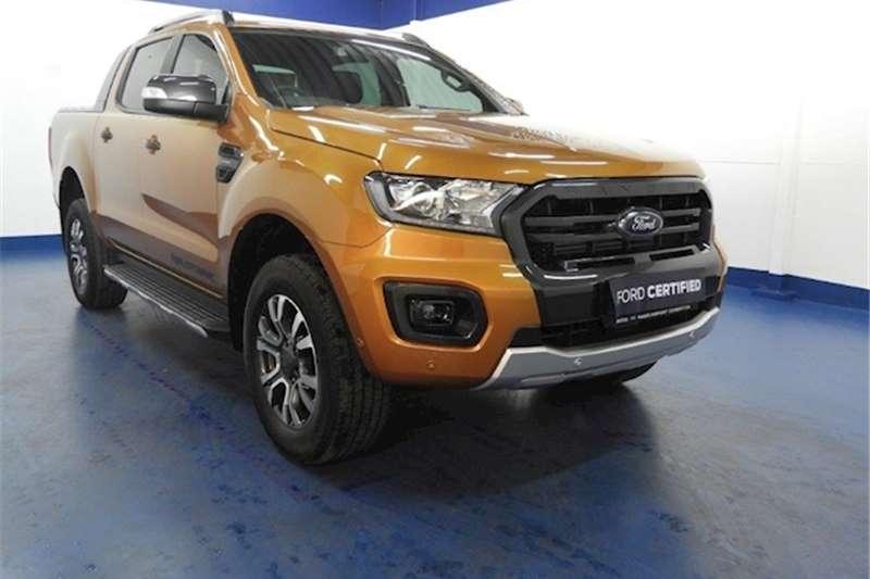 Ford Ranger Double Cab RANGER 2.0D BI TURBO WILDTRAK 4X4 A/T P/U D/C 2020