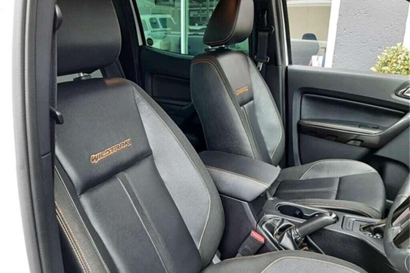 Used 2020 Ford Ranger Double Cab RANGER 2.0D BI TURBO WILDTRAK 4X4 A/T P/U D/C