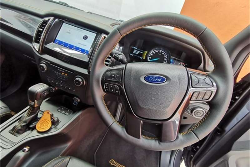 Ford Ranger Double Cab RANGER 2.0D BI TURBO WILDTRAK 4X4 A/T P/U D/C 2021