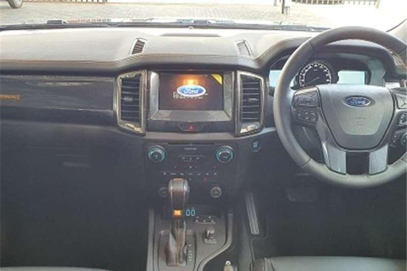 2021 Ford Ranger double cab RANGER 2.0D BI-TURBO WILDTRAK 4X4 A/T P/U D/C
