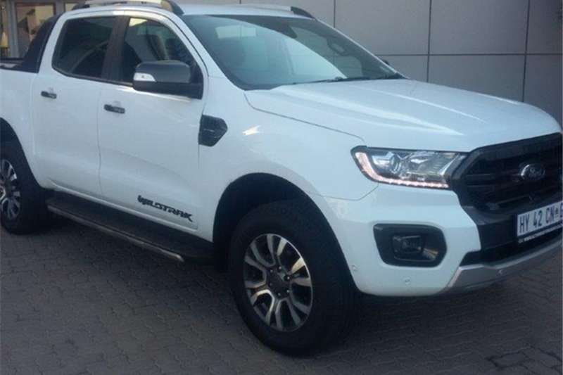 Ford Ranger double cab RANGER 2.0D BI-TURBO WILDTRAK A/T P/U D/C 2019