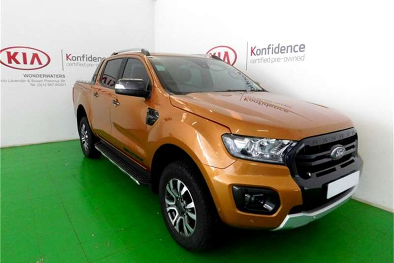 Ford Ranger Double Cab RANGER 2.0D BI TURBO WILDTRAK A/T P/U D/C 2019