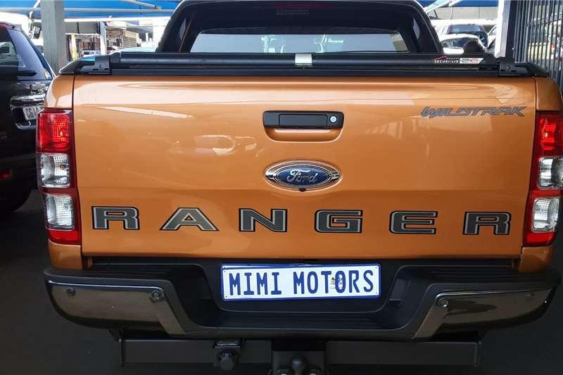Used 2019 Ford Ranger Double Cab RANGER 2.0D BI TURBO WILDTRAK A/T P/U D/C