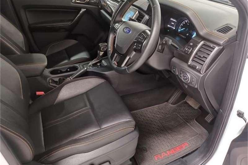 2019 Ford Ranger double cab RANGER 2.0D BI-TURBO WILDTRAK A/T P/U D/C